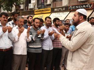 Aytaç Baran İçin Adana'da Gıyabi Cenaze Namazı