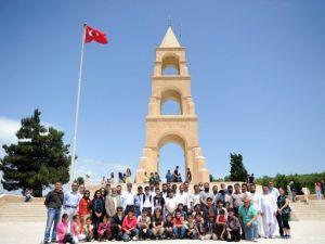 Pakistanlı Öğrenciler Çanakkale'de