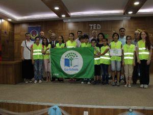 Yeşil Bayrak TED Batman Koleji'nin