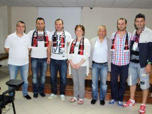 Susurlukspor Kulübüne Kadın Başkan