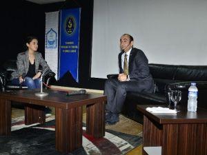 Yıldırım Belediye Başkanı Edebali, Gençlerle Tecrübelerini Paylaştı