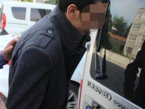 17 Yaşındaki Hırsızlık Şüphelisi Tutuklandı