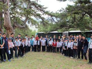 Erdemli Gençlik Kulübünden İzcilik Şenliği