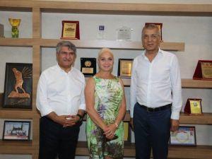 CHP'li Sağlar, İlçe Örgütlerine Teşekkür Etti