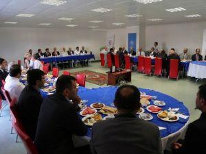Aksaray'da Genel Değerlendirme Toplantıyı Yapıldı