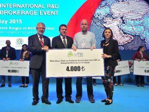 ÇÜ Teknik Bilimler MYO'ya Ödül