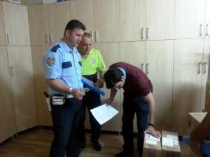 Kocaeli Emniyet Müdürlüğü'ne Büyükşehir'den Bilgisayar