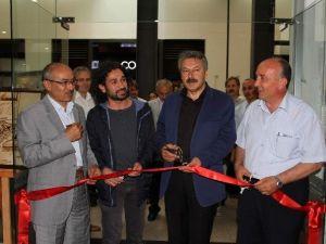 Forum Sanat Kulübü Yılsonu Sergisi Açıldı