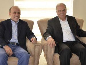 Erenler Belediyesine Seçim Sonrası İlk Ziyaret İsen'den