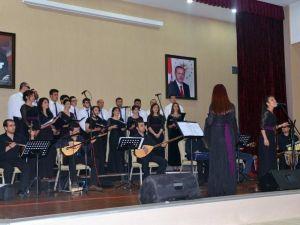 Konservatuvar THM Öğrencilerinden Muhteşem Yılsonu Konseri