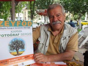 Burhaniye'de Zeyfod Karma Sergi Açıyor