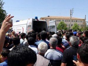 Suriye'de Ölen Pyd'linin Cenazesi Şanlıurfa'da Defnedildi