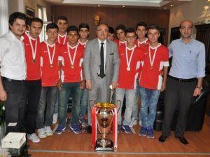 Şırnak Çpl Nike Turnuvası'nda Türkiye Birincisi Oldu