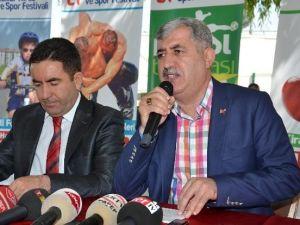 Yeşilyurt Kültür Kiraz Ve Spor Festivali Hafta Sonu Yapılacak