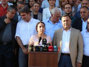 DBP, CHP Ve STK'lardan Diyarbakır'daki Olaylara İlişkin Açıklama