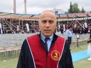 Eğitim Fakültesi 2 Bin 668 Mezun Verdi