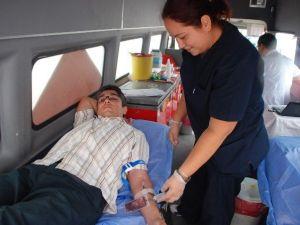Aydın'da Kan Bağışına Öğrenci Desteği