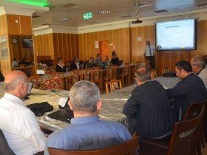 Erzurum Obm'de Personele Ebys Eğitimi Verildi