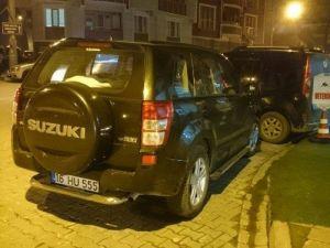 Bursa'da Kayıp Araç Alarmı