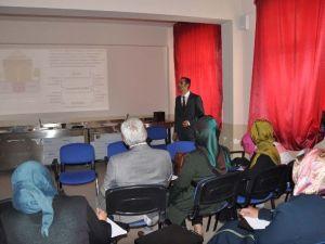 Eleşkirt Belediyesi İş-kur Ortak Girişimcilik Kursu Açtı