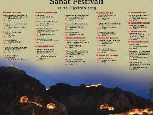 Amasya'da Festival Başlıyor