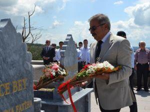 Ecebey Mezarı Başında Anıldı