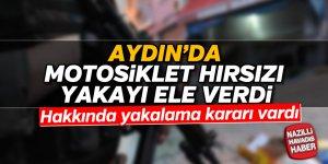 Aydın'da aranan kişi yakalandı