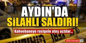 Aydın'da Silahlı Saldırı!