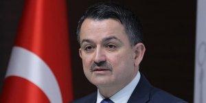 Tarım ve Orman Bakanı Pakdemirli: Üreticilerimize 1 milyar 572 milyon 500 bin lira ödeme yapacağız