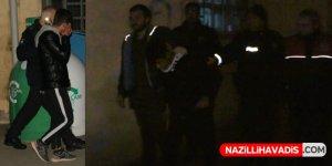 Nazilli'de hareketli gece... 2 çocuk gözaltında