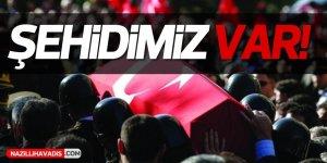 ŞEHİDİN VAR TÜRKİYE!