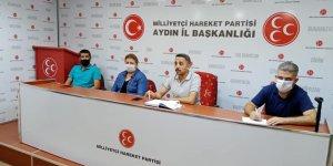 MHP Efeler İlçe Başkanlığı İlk Günkü Heyecanla Toplandı