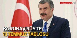 Türkiye'de 1156 kişinin daha Kovid-19 tedavisi tamamlandı