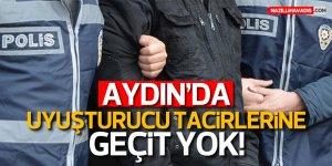 Aydın'da polisten kaçan otomobilden bakın ne çıktı!