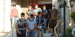 Aydın'da suç örgütü operasyonunda 6 tutuklama