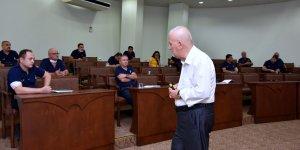 Zabıta personeline hizmet içi eğitim verildi
