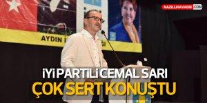 """İYİ Partili Sarı, """"Ardından kırk it havlamayan kurt, bozkurt değildir"""""""
