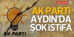 AK Parti Aydın'da İstifa Haberi