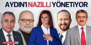 AYDIN'I NAZİLLİ YÖNETİYOR