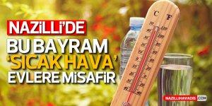Bayramda Sıcak Hava Kavuracak