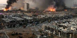 Beyrut'ta ölü sayısı 100'e yükseldi , 2 Türk yaralı