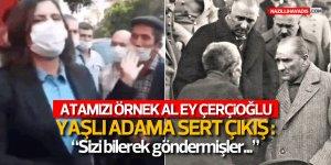 Başkan Çerçioğlu'ndan Vatandaşa Sert Çıkış