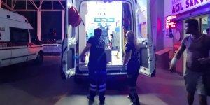 Aydın'da kanlı gece; 3'ü ağır, 4 yaralı