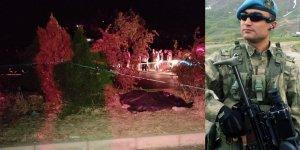 Otomobilin çarptığı özel harekat polisi hayatını kaybetti