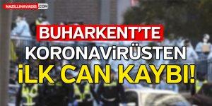 Buharkent'te koronavirüsten  ilk can kaybı