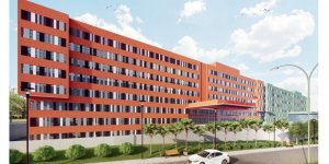 Aydın Şehir Hastanesi 'nin yer teslimi yapıldı