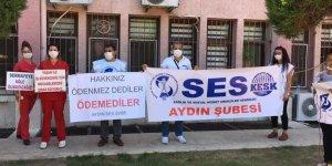 SES: Aydın'da 200'ün üzerinde sağlık çalışanı Covid-19'a yakalandı