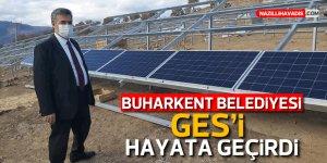 Buharkent Belediyesi  GES'i hayata geçiyor