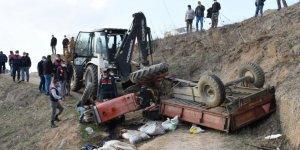 Aydın'da kaza:1 ölü 2 yaralı