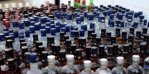 Aydın'da 27 litre sahte içki ele geçirildi